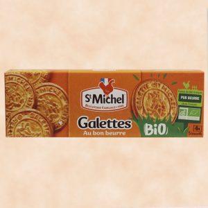 Galettes St Michel biologique
