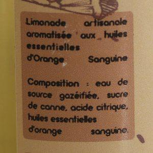 Limonad'Oc Orange sanguine