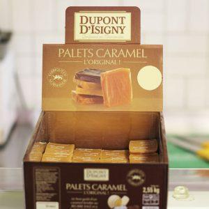 Palets Caramel Dupont D'Isigny