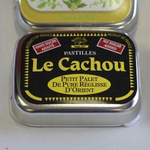 Pastilles Le Cachou