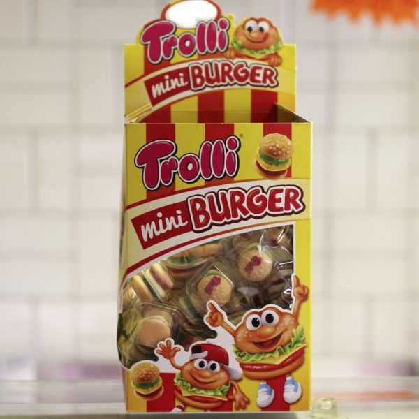 Trolli Mini Burger confiserie