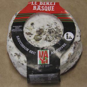Le Béret Basque au poivre